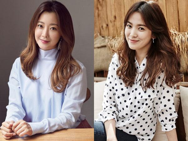 Wejangan Kim Hee Sun untuk Song Hye Kyo Agar Jadi Menantu Kesayangan Mertua