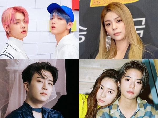Deretan Idol K-Pop Ini Berani Semprot Balik Komentar Body Shaming