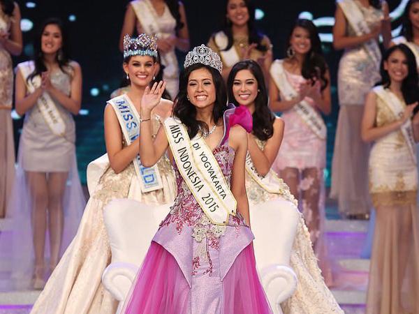 Raih Juara 3 Miss World, Maria Harfanti Pecahkan Rekor Prestasi Indonesia