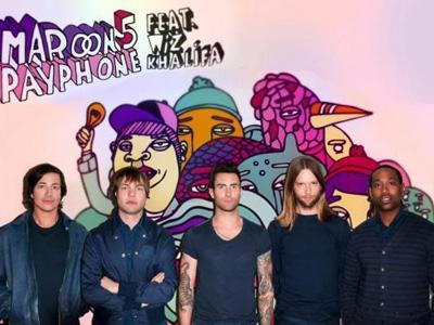 Maroon 5 Umumkan Jadwal Konser Tahun 2013