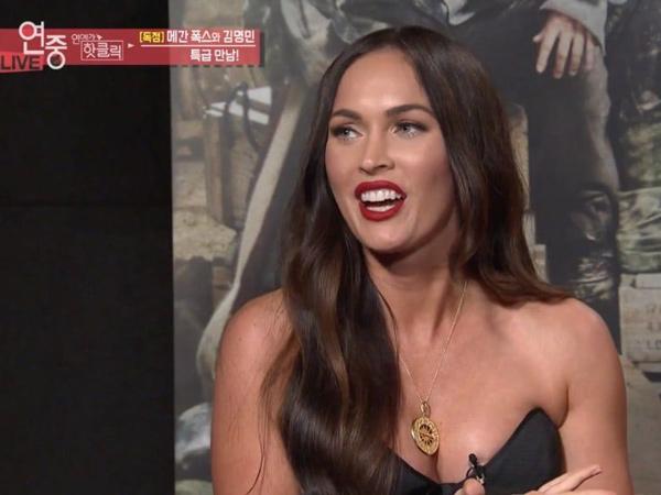 Megan Fox Cerita Kesan Pertama Main Film Korea hingga Makanan Korea Favoritnya