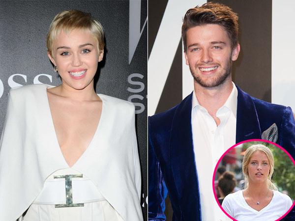 Putus dari Miley Cyrus, Inikah Kekasih Baru Patrick Schwarzenegger?
