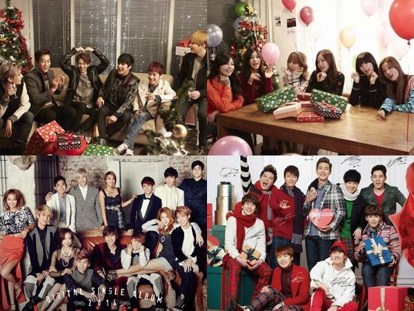 Merry Christmas! Intip Lagu-lagu K-Pop yang Pas untuk Temani Perayaan Natalmu Yuk!