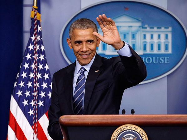 Teriakan '4 Tahun Lagi' Hingga Janji Transisi Presiden Berjalan Damai, Ini Pidato Perpisahan Obama