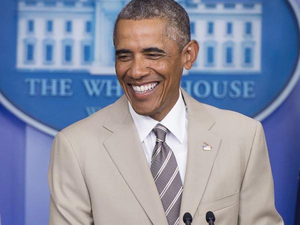 Mau Tahu Lagu Favorit yang Tersimpan di Playlist Presiden Obama?