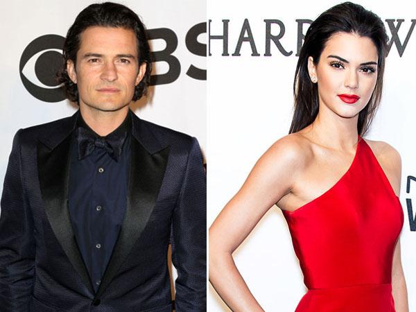 Orlando Bloom Diam-Diam Kencan dengan Kendall Jenner?