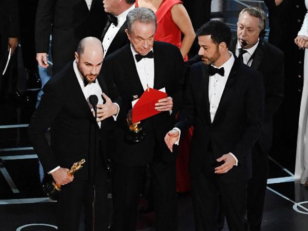 Minta Maaf dan Klarifikasi, Inilah Pihak yang Bertanggung Jawab Atas Insiden 'Salah Sebut' Oscar