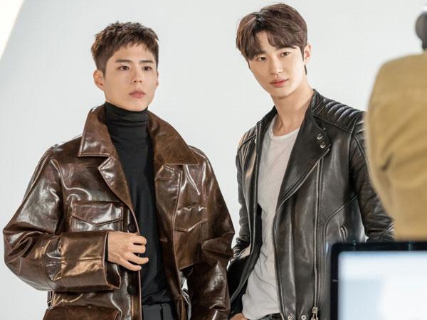 Teman tapi Rival, Intip Chemistry Park Bo Gum dan Byun Woo Seok di Drama 'Record of Youth'