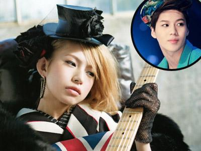 Gara-gara K-Pop, Member Band Rock Wanita Asal Jepang Nge-Fans Taemin SHINee!