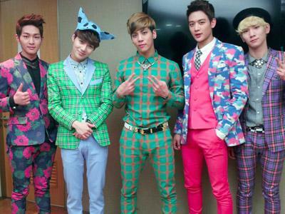 Bawakan Lagu Kontroversial dari Grup Legendaris Korea, SHINee Bikin Heboh Fans!