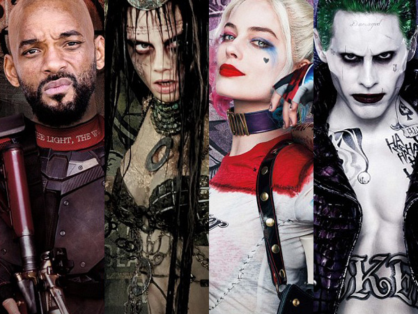Rilis 11 Poster Karakter, 'Suicide Squad' Buktikan Kejahatan Tidak Pernah Terlihat 'Sebagus' Ini