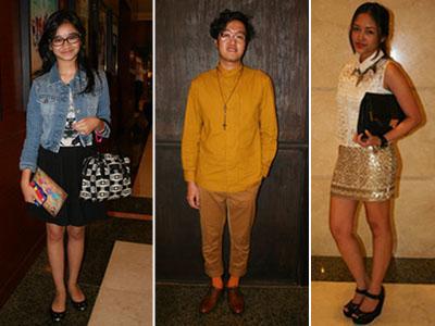 Wajah-Wajah Modis Jakarta Fashion Week
