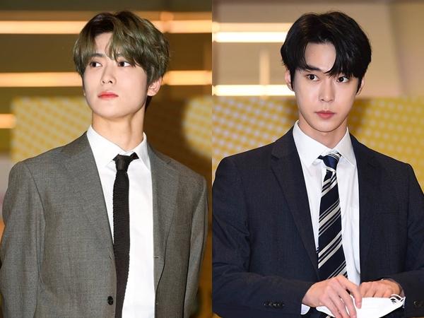 Jaehyun dan Doyoung NCT Tampil Bak CEO Dalam Rangka 'Let's Hope Donation Relay Campaign'