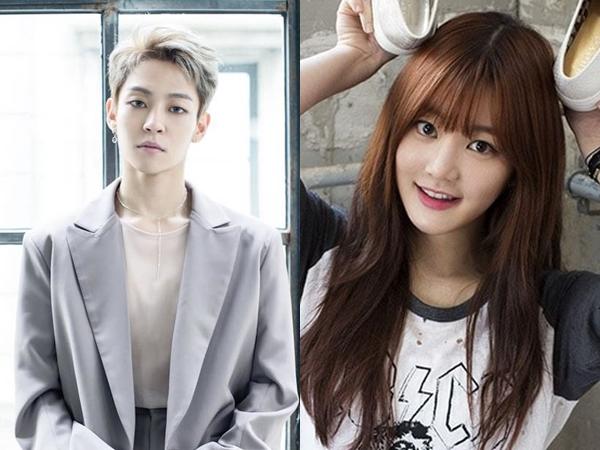 Woosung The Rose dan Lee Yoo Bi Dikabarkan Berkencan, Ini Kata Agensi