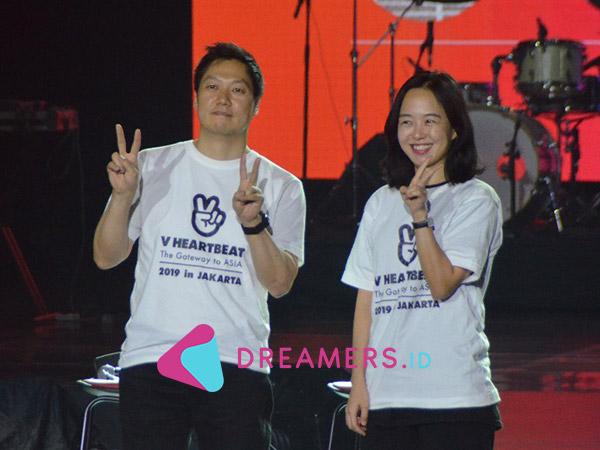Resmi Diluncurkan, V Live Indonesia Jadi Gerbang Promosi Musisi Hingga Influencer Lokal