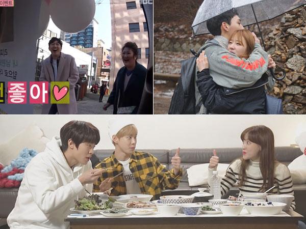 Hadirnya Doyoung NCT Hingga Perpisahan Pasangan, Momen Penuh Haru di 'We Got Married' Terbaru