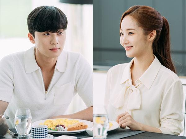 Terbongkarnya Rahasia Kelam Masa Lalu Buat Park Seo Joon dan Park Min Young Makin Romantis