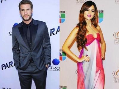 Mengaku Single, Liam Hemsworth Sudah Putus Dengan Eiza Gonzales?