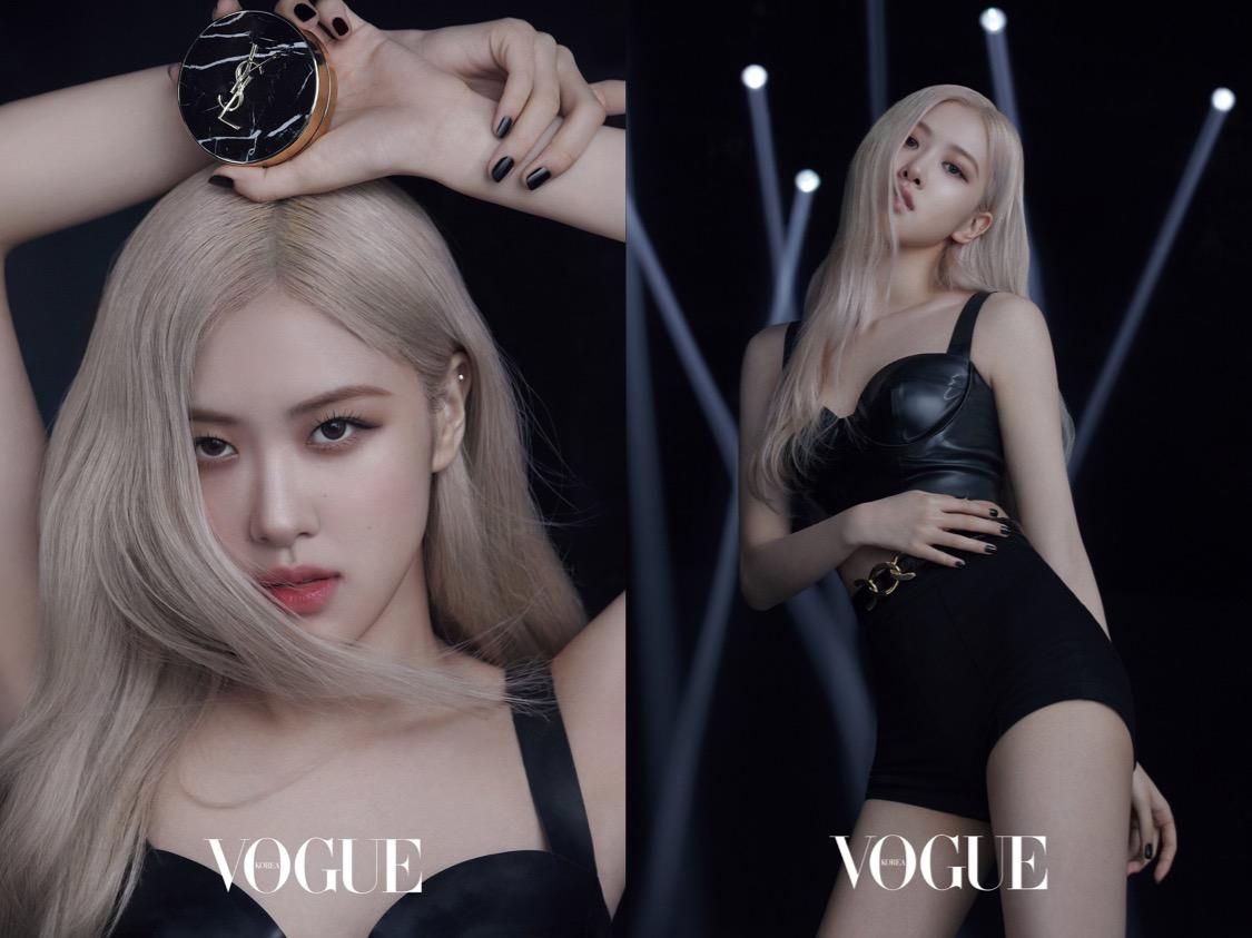 Harga Outfit Rose BLACKPINK Sebagai Global Ambassador YSL Beauty