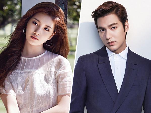 Suzy miss A Ketagihan Bahas Hubungannya Dengan Lee Min Ho