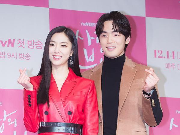 Seo Ji Hye dan Kim Jung Hyun Dikabarkan Pacaran