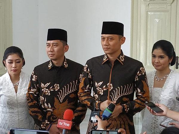 AHY VS Ibas, Siapa Lebih Punya Peluang Gantikan SBY Jadi Ketum Demokrat?
