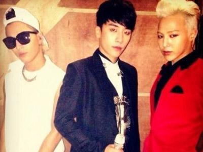 Fans Senang Lihat Kekompakkan G-Dragon, Taeyang, dan Seungri Big Bang di Atas Panggung