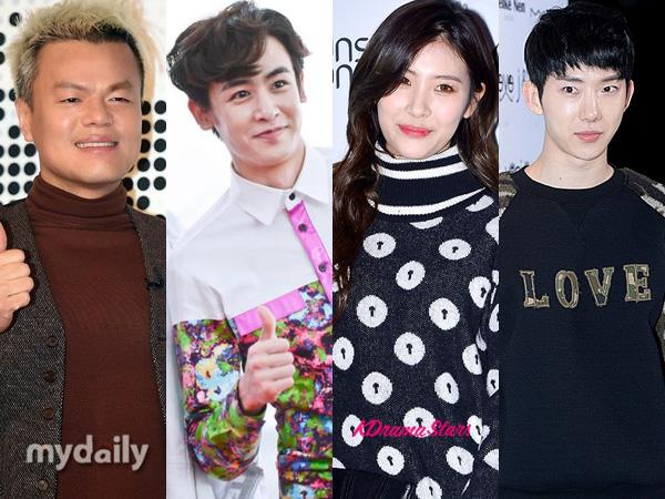 Setelah TaeTiSeo, Para Artis JYP Entertainment Juga akan Jadi Kameo di KBS 'Producer'