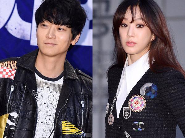 Rumor Kang Dong Won Pacari Jung Ryeo Won Terus Muncul, YG Entertainment Geram!