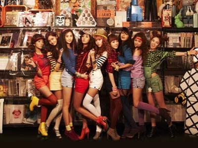 Single Oh SNSD Berjaya di Jepang