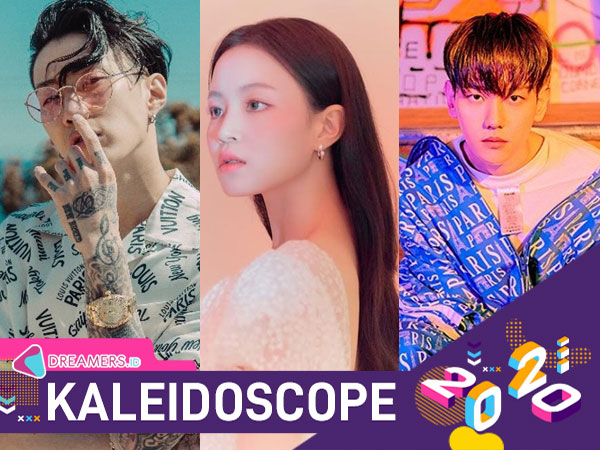 10 Lagu R&B dan Hip Hop Korea Paling Banyak Diputar di Spotify Tahun Ini