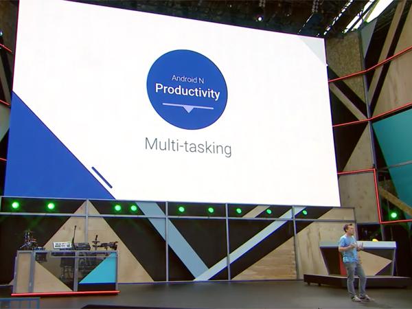Resmi Diperkenalkan di Google I/O 2016, Ini Dia Fitur Baru Android N