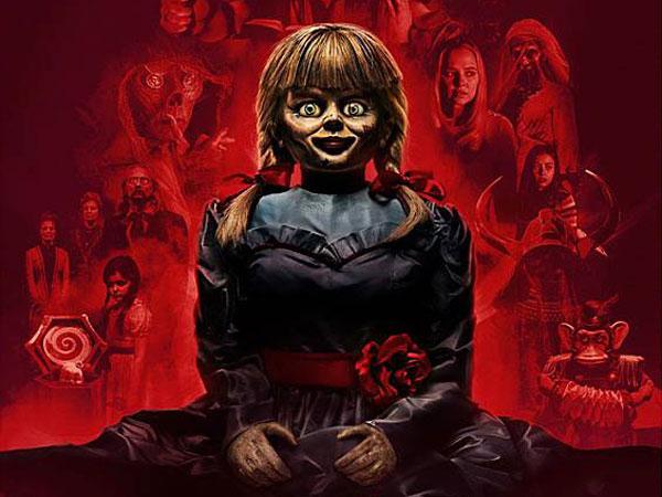 Terungkap Bocoran 'Dunia Conjuring' Baru di Teaser Film 'Annabelle Comes Home'