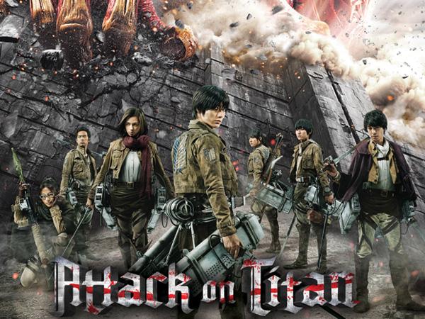Kiko Mizuhara Berubah Jadi Dingin Dan Sadis Di 'Attack On Titan Part 1'!