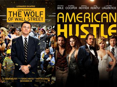 Wow, 'The Wolf of Wall Street' dan 'American Hustle' Bersaing Ketat di MTV Movie Awards!