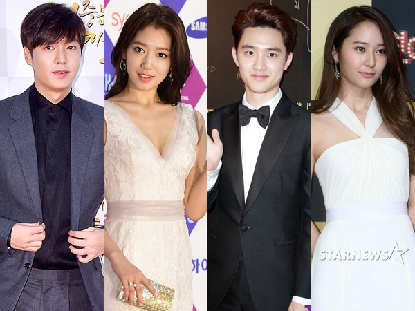 Para Aktor dan Aktris Ini Bersaing Ketat Untuk Raih Gelar Terpopuler di Baeksang Arts Awards ke-51