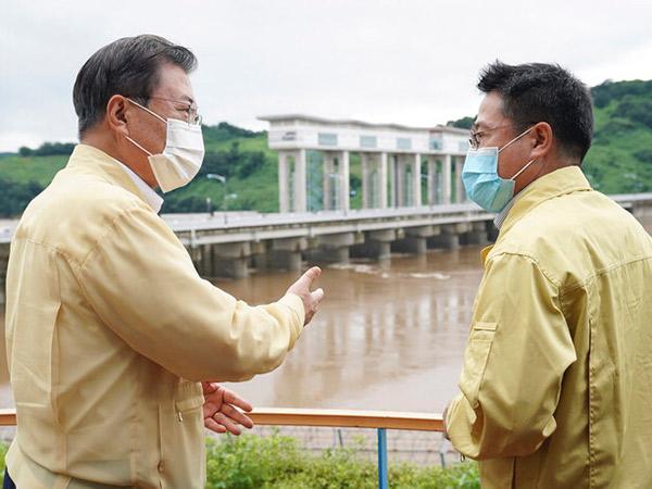 Selain Hujan Deras, Banjir Korsel Dilaporkan Kiriman dari Korea Utara