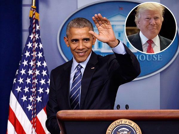 Tanggapan Barack Obama Soal Tudingan Penyadapan di Kantor Donald Trump