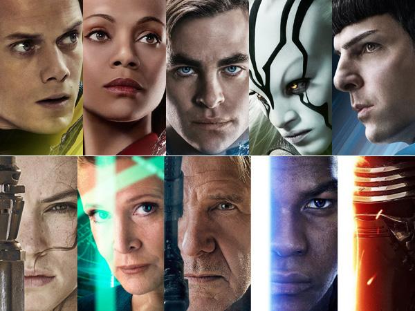 Jadi Fenomena Namun Sering Tertukar, Yuk Kenali Perbedaan 'Star Trek' dan Star Wars'