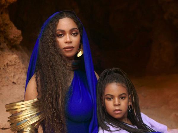 Anak Beyonce, Blue Ivy Carter Debut dalam 'Billboard Hot 100' Di Usia 7 Tahun