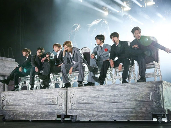 Big Hit Akan Tuntut Penipu yang Janjikan Konser BTS di Indonesia dan Negara Asia Lainnya