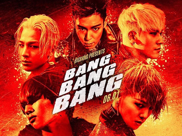 Big Bang Ungkap Judul Lagu Barunya di Bulan Juni Lewat Teaser 'Panas'!