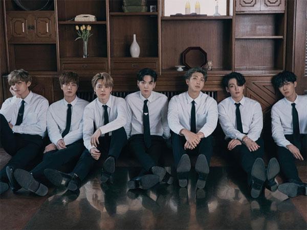 BTS Jadi Artis Korea Pertama yang Masuk Nominasi Grammy Awards