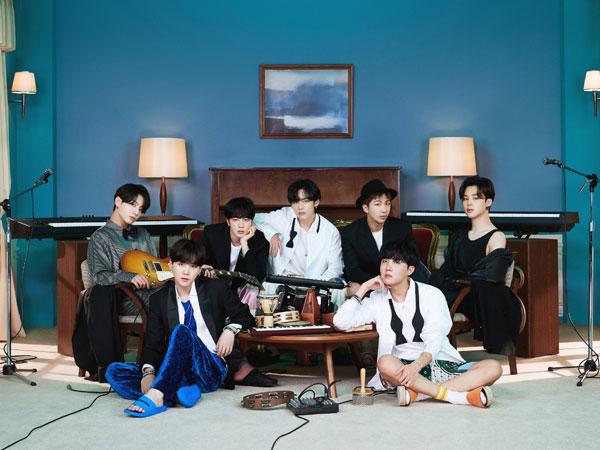 Lebih Personal, BTS Tulis Surat 'Dear ARMY' Jelang Comeback