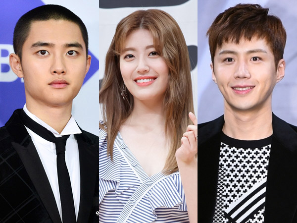 D.O EXO, Nam Ji Hyun, dan Kim Seon Ho Dikonfirmasi Bintangi Drama 'Saeguk' Terbaru tvN!