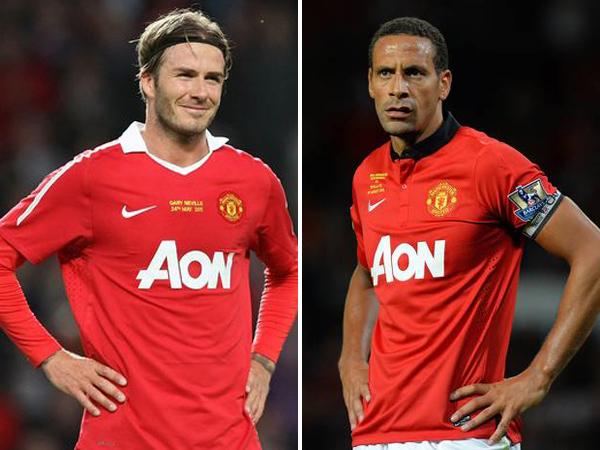 Beckham dan Ferdinand Tidak Masuk Daftar Pesepakbola Kelas Dunia Versi Sir Alex Ferguson