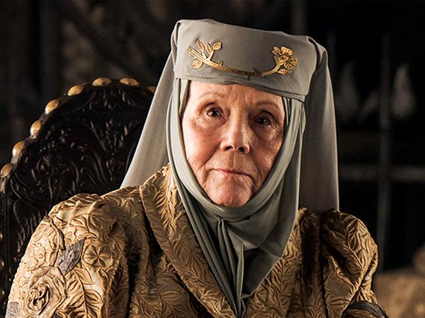 Diana Rigg, Aktris Game of Thrones dan The Avengers Meninggal Dunia