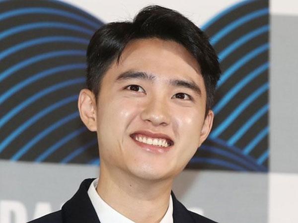 Segera Selesaikan Pelatihan Dasar, D.O EXO Ditugaskan Jadi Koki Militer