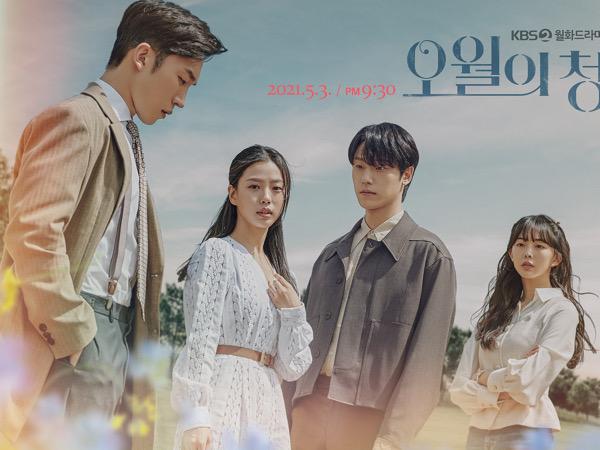 Tanpa Pesaing, Segini Rating Drama Terbaru Lee Do Hyun dan Go Min Si 'Youth of May'