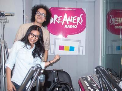 Special Interview Dreamers Radio with Endah N Rhesa
